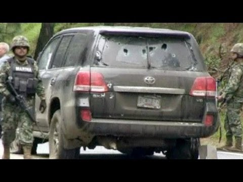 U.S. Embassy Vehicle Attack In Mexico (Dispatch)