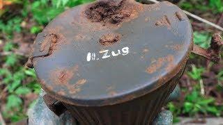Находки из болота,  нашли на металлоискатель и поисковый магнит