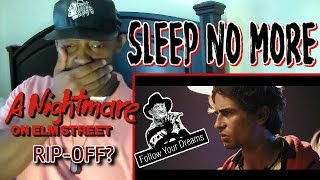 FREDDY RIP-OFF?! SLEEP NO MORE Official Trailer (2018) Horror Movie  REACTION!!!