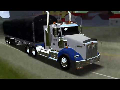 Kenworth T800 YARUMAL ANTIOQUIA| 18 WHEELS OF STEEL HAULIN | JowinBros.