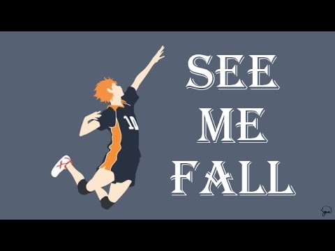 「AMV」Haikyuu - See Me Fall