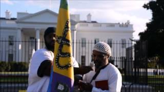 Hebrew israelite confronting modern day Pharaoh Obama