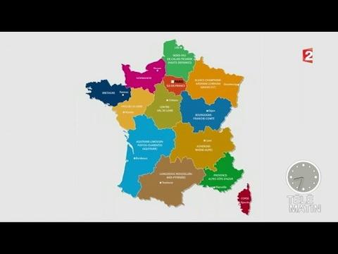 Actu Plus - Les Départements, Les Régions, Qui Fait Quoi ?