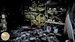 グロ注意【RDR2】謎の地下室に突入したらヤバかった!!【レッドデッドリデンプション2】