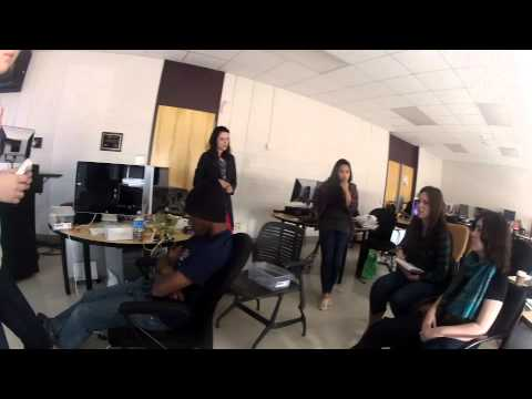 2013-11-21 Cybiotic Interaction Class (Project 3 Interim Presentations)