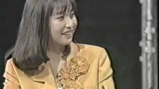 92年9月。 かとうれいこの番組のゲスト。 ペニスケースについて熱く語っ...