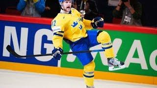 Sweden-Canada (3-2) Ishockey-VM 2013 (Petterssons straff) (Penalties)
