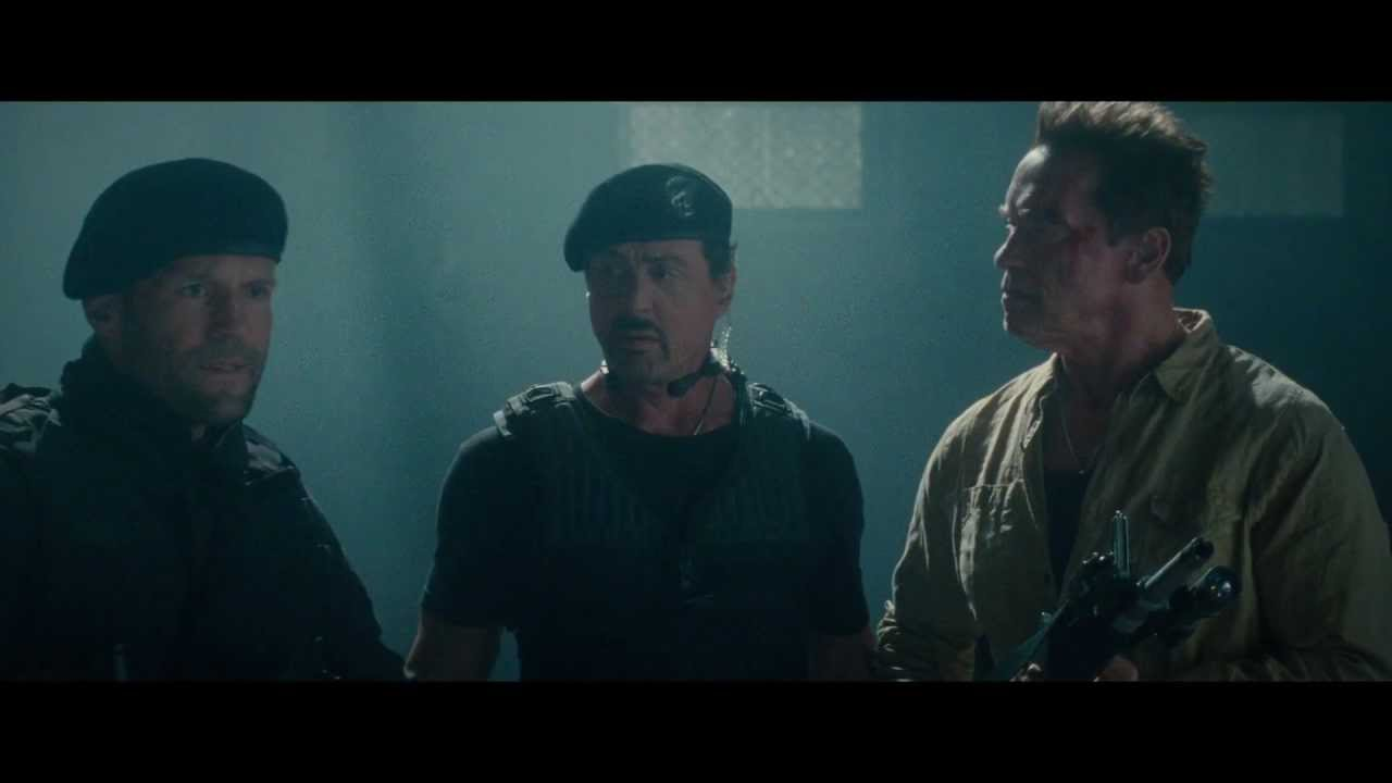 The Expendables 2 - Yo...