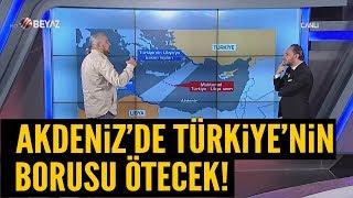 Türkiye ile Libya komşu oldu! Yunanistan ve Fransa kudurdu!