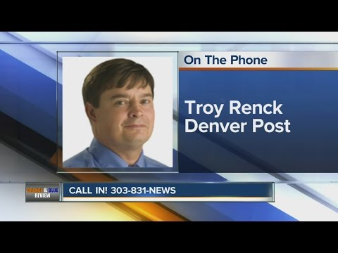 Troy Renck, Denver Post, talks about the Broncos quarterback situation