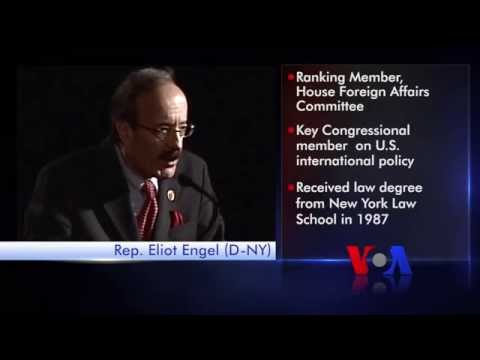 VOA Making an Impact: Rep. Eliot Engel