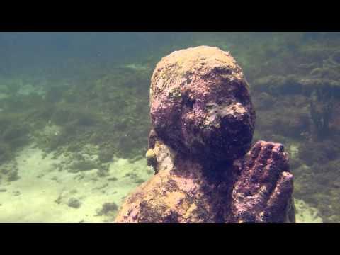 Grenada Underwater Sculpture
