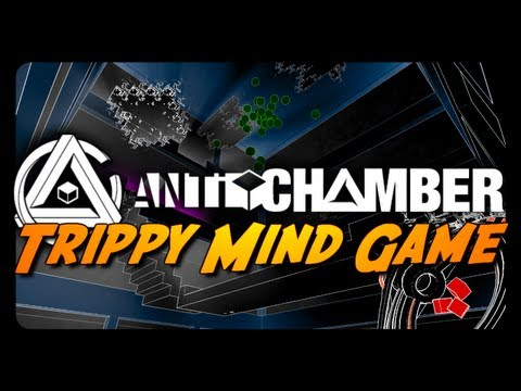 AntiChamber: TRIPPY MIND GAME! (Mind-Bending Psychological Exploration)
