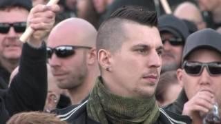 "Hooligan Demo ""GSD"" Dortmund 08.10.2016"
