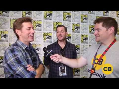 Todd and Aaron Helbing Talk Upcoming Season of The Flash at SDCC 2016