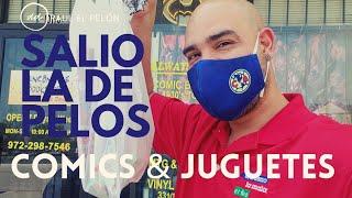 ENCONTRE UNA JOYA A UN PRECIO ¡INCREIBLE! BUSCANDO COMICS Y JUGUETES ANTIGUOS DE TMNT SILVERHAWKS