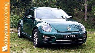 2018 Volkswagen Beetle - Review | MalaysianMotoring.com