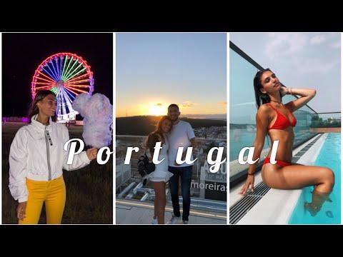 TRAVEL VLOG PORTUGAL 🇵🇹❤️💑