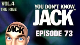 Let's Play You Don't Know Jack - Episode 73: Floor 288: Sex
