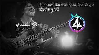 Fear and Loathing in Las vegas - swing it! (LYRIC)