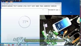 Exit Safe Mode Android Samsung S7270