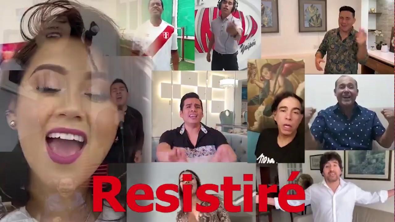 Resistiré Perú 2020 - Karaoke