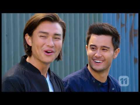 [Neighbours] 7732 Leo & David & Mishti &...