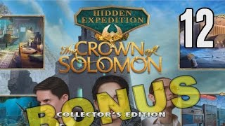 Hidden Expedition 7: The Crown of Solomon CE [12] w/YourGibs, Arglefumph -  BONUS CHAPTER (1/3)