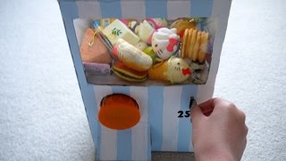 Squishy Vending Machine!