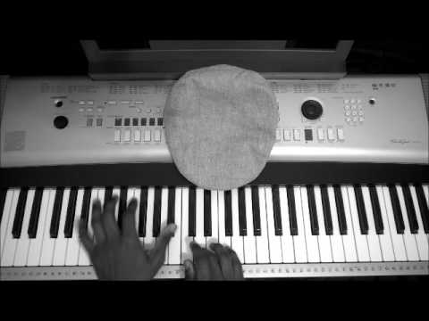 Téré Téré (Toofan) piano cover by JD Solfa