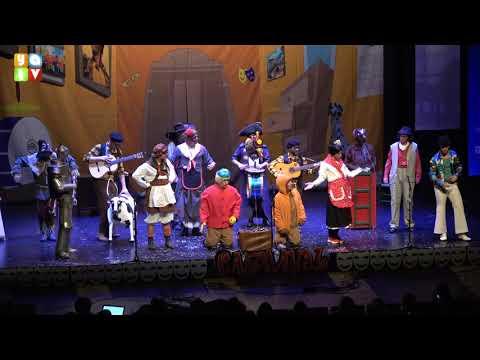 Este año salimos del armario Chirigota de Algeciras Carnaval 2020
