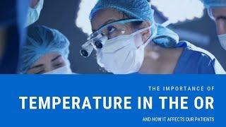 OR & Patient temperatures
