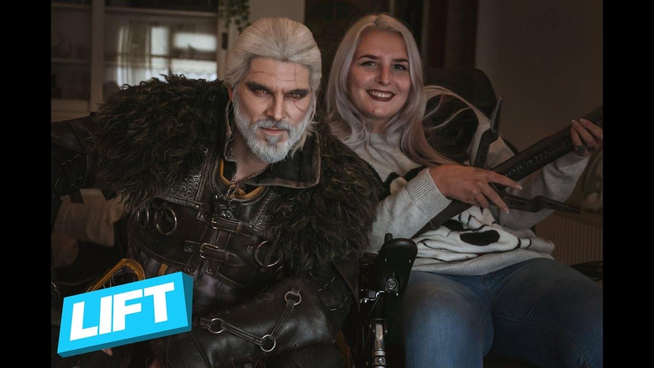 Geralt Of Rivia Cosplay