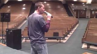 ACAPPELLA - Amazing Grace (2-9-10 rehearsal)