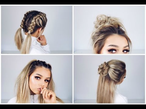Baixar QUICK AND EASY HAIRSTYLES
