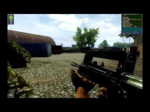 Xenus: Точка Кипения. Оружие в игре. [HD]