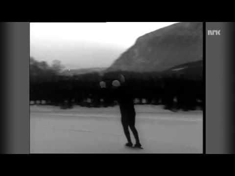 Skøytestevne på Otta (1960)