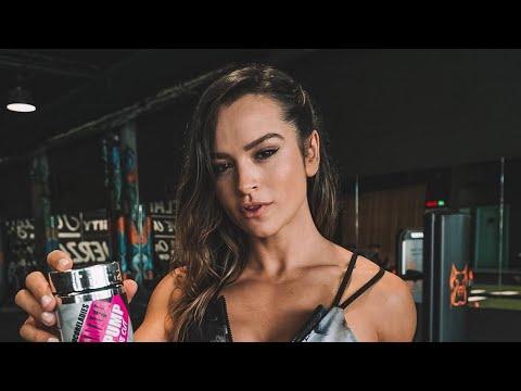 Alice Matos beautiful fitness model