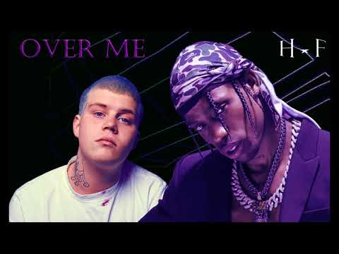 Travis Scott ft Yung Lean - OVER ME (Dubai Shit Intro extended)
