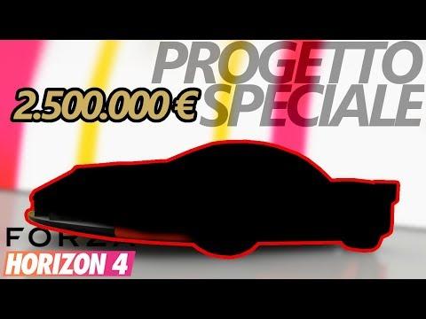 Affari a 4 Ruote PROGETTO SPECIALE (Maratona) - Forza Horizon 4