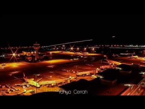 İstanbul Atatürk Airport (LTBA) Time Lapse - Nonstop
