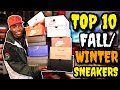TOP 10 SNEAKERS EVERY GUY SHOULD OWN FOR FALL/WINTER 2018