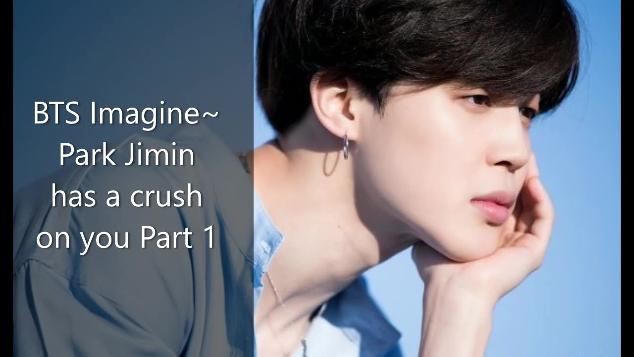 BTS Imagine~ Park Jimin has a crush on you Part 1: Best Friends
