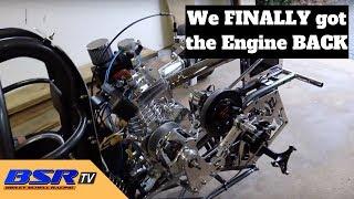 Category jr dragster build