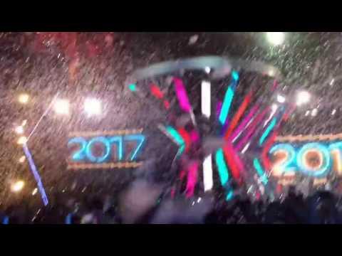 Pitbull's New Year's Revolution 2017: countdown!