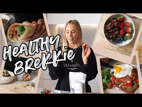5 Healthy and Simple Breakfast Ideas! Sarah's Day Recipes