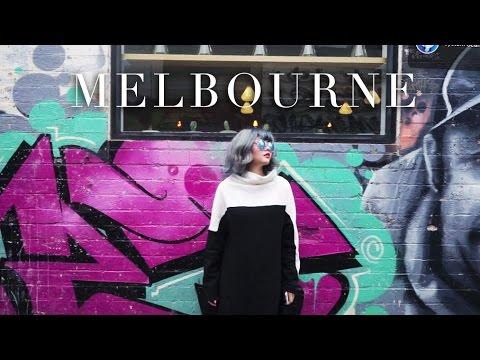 Melbourne Vlog: Fashion Week, Random Uber & Street Gelato | Sonia Eryka