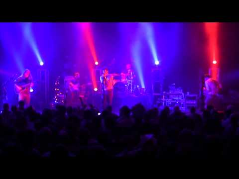 Carbon Leaf - Morrison's Jig/American Tale, 2013-12-21, The National, Richmond VA
