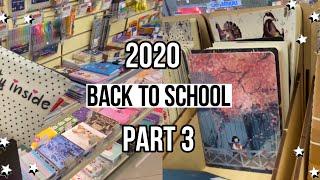 BACK TO SCHOOL 2020 милая канцелярия одежда шоппинг бэк ту скул 2020