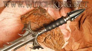 Kit Rae Sedethul Sword Autographed/KR0051A/United Cutlery
